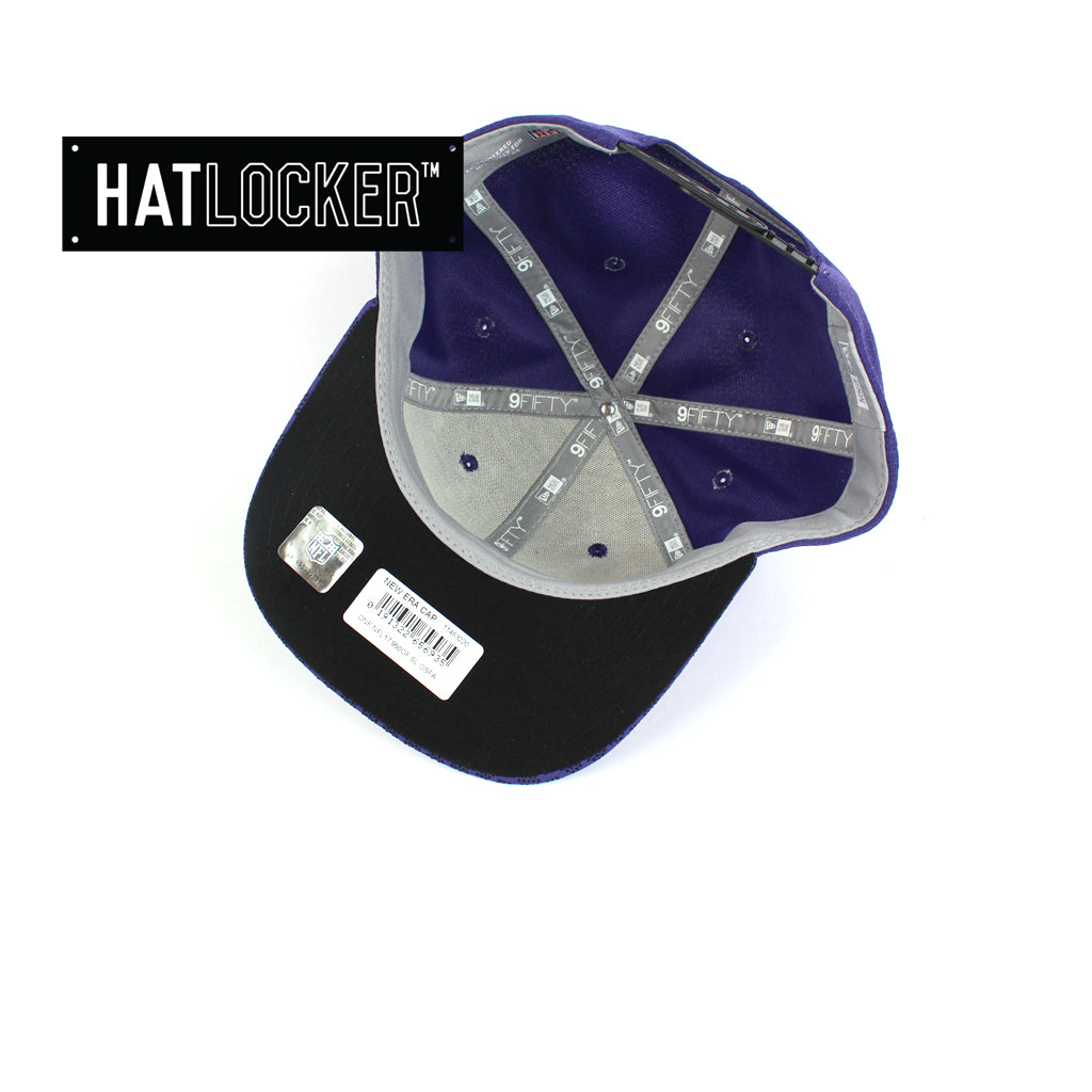 newest a0cc1 70327 New Era - Baltimore Ravens 2017 Official Sideline Snapback