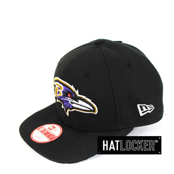 New Era - Baltimore Ravens Sideline Official Snapback