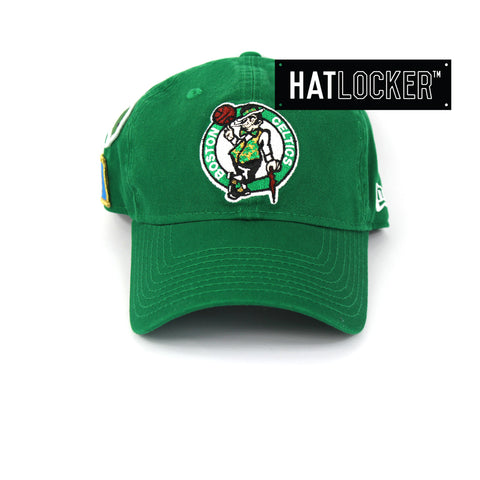 New Era Boston Celtics 2018 NBA Draft Curved Brim Cap