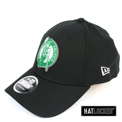 New Era Boston Celtics BH Series Black Stretch Snapback Cap