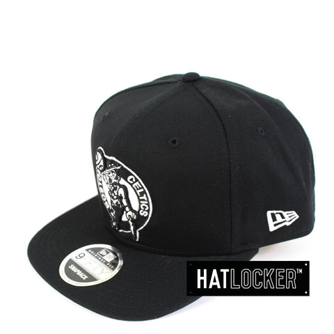New Era - Boston Celtics Beantown B&W Snapback