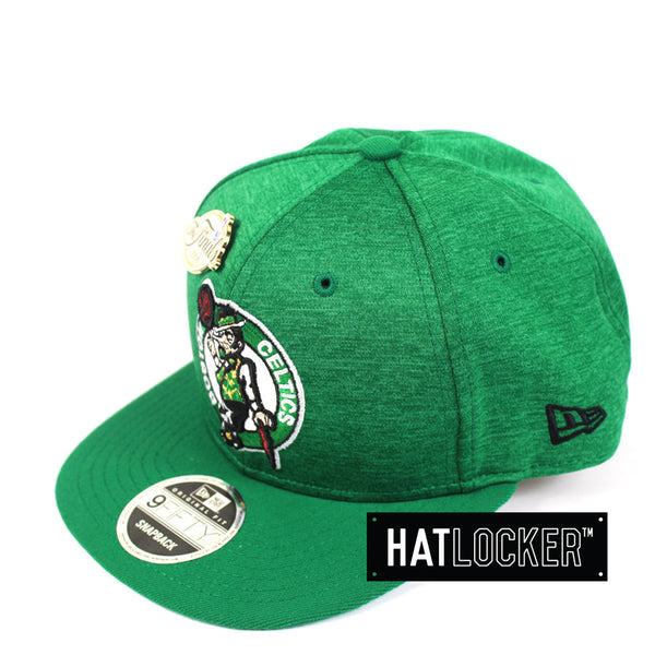 New Era - Boston Celtics NBA Pin Snapback