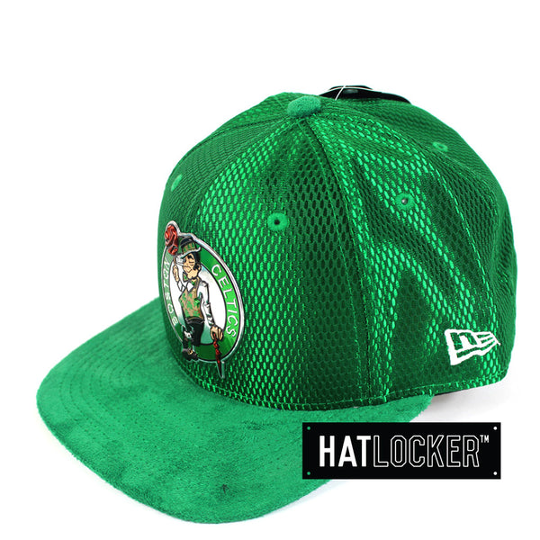 New Era - Boston Celtics On-Court Draft Collection Snapback