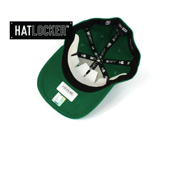 New Era Boston Celtics Type Hype Curved Brim Cap