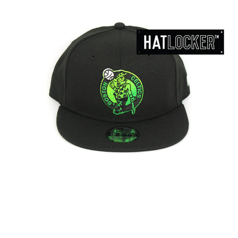 New Era Boston Celtics Colour Dim Youth Snapback Hat