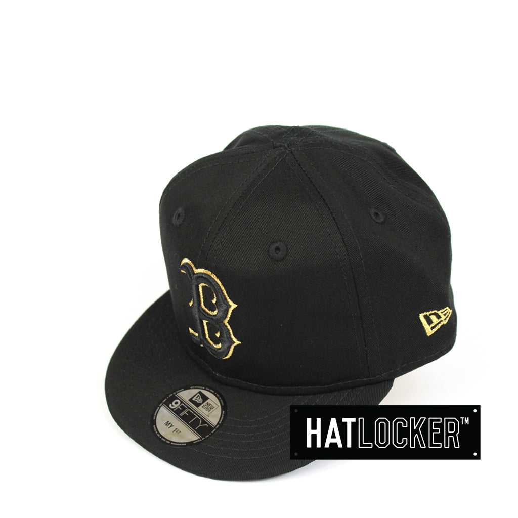 75ddb12a545 ... wholesale new era boston red sox black gold my 1st mlb snapback hat  0b928 d7511