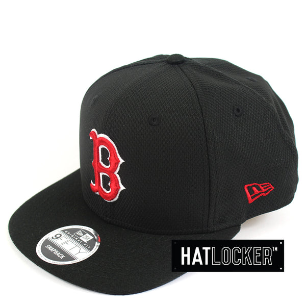 New Era Boston Red Sox Diamond Era Snapback