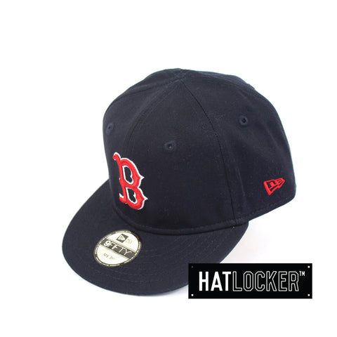 Hat Locker Australia New Era Boston Red Sox Classic My 1st MLB Snapback Cap Side