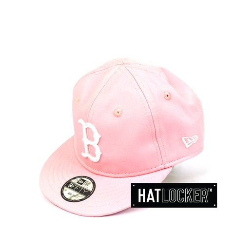 New Era Boston Red Sox Pink My 1st Baseball Snapback Hat