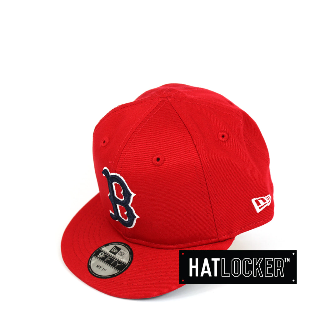 New Era Boston Red Sox Scarlet Sensation My 1st MLB Snapback Cap