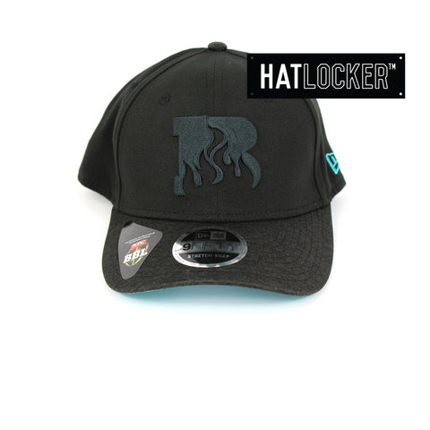 New Era Brisbane Heat BBL 08 Precurved Snapback Hat