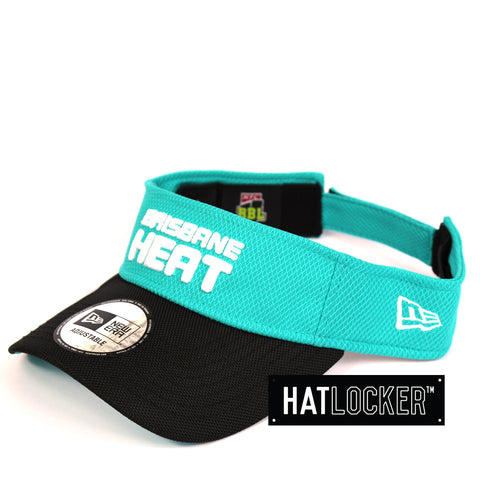 New Era Brisbane Heat BBL 08 Visor Hat