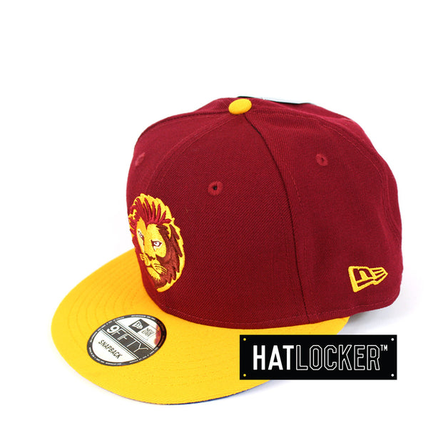 New Era - Brisbane Lions Team 2 Tone Snapback