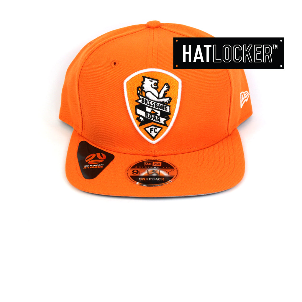 New Era Brisbane Roar Core Cap Snapback Hat