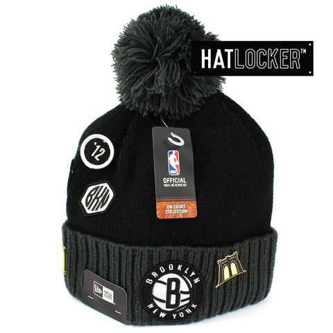 New Era Brooklyn Nets 2018 NBA Draft Beanie