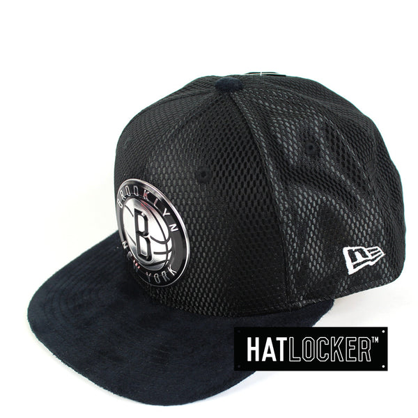 New Era - Brooklyn Nets On-Court Draft Collection Snapback