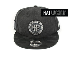 New Era Brooklyn Nets Tip Off Series Black Snapback Hat