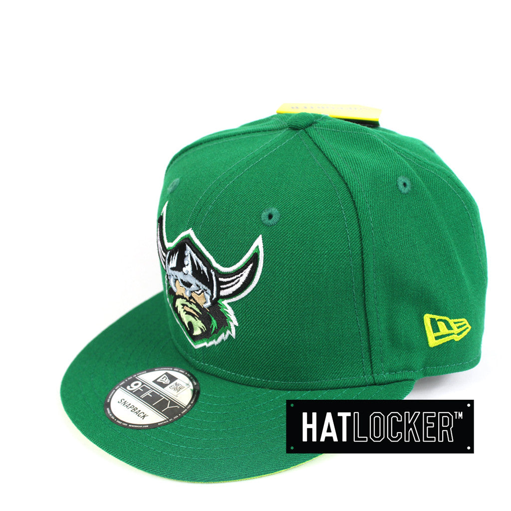 2595714c74de5d New Era | NRL Canberra Raiders Home Classic Snapback Hat Australia – Hat  Locker