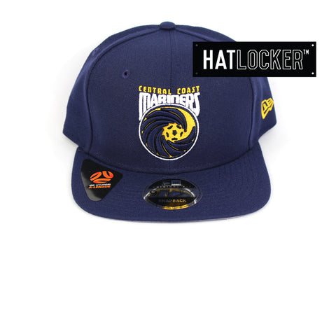 New Era Central Coast Mariners Core Cap Snapback Hat