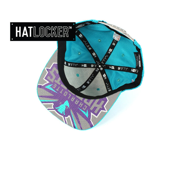 New Era - Charlotte Hornets On-Court Draft Collection Snapback