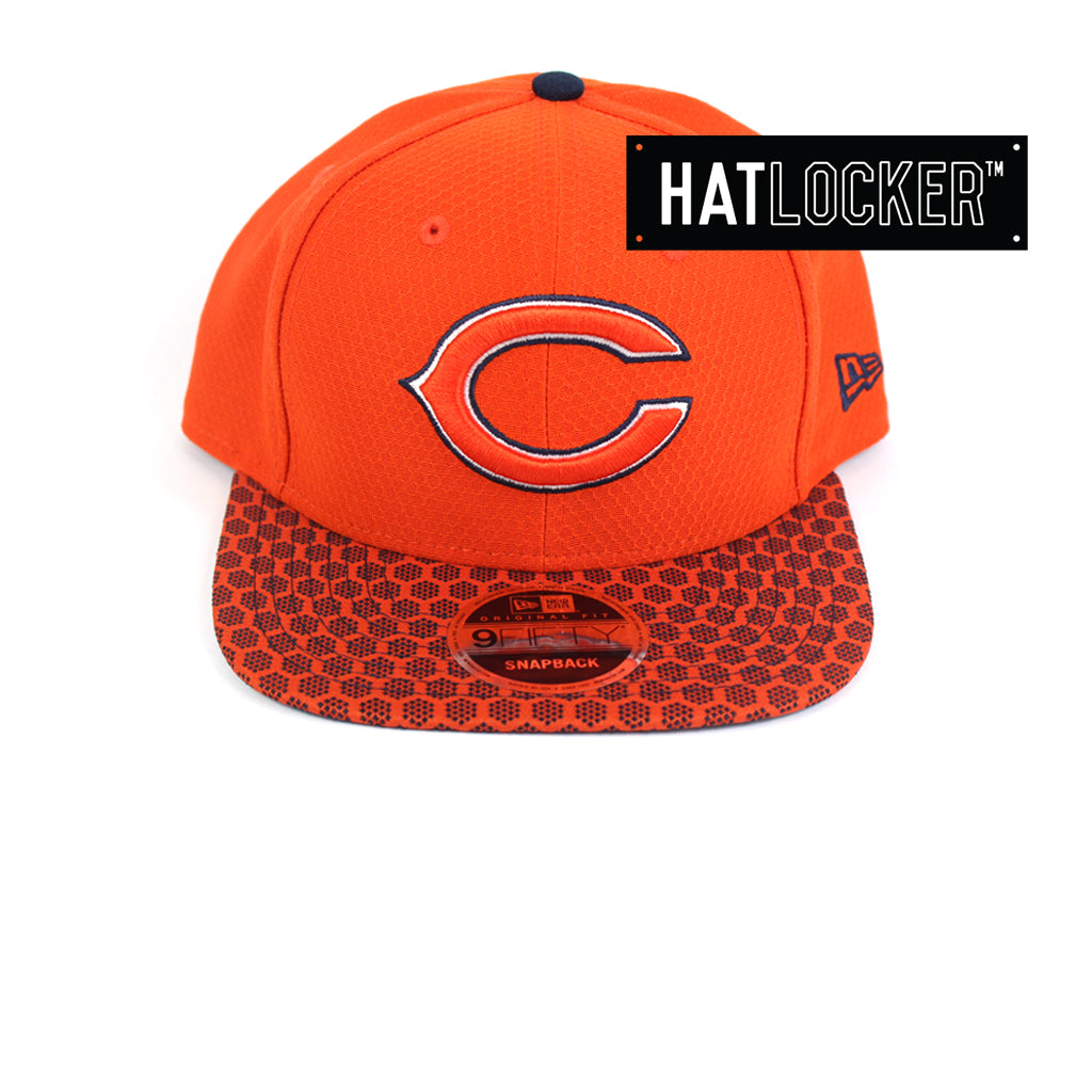 5e1fb22b851a21 ... ireland new era chicago bears 2017 official sideline snapback 30b28  5a297