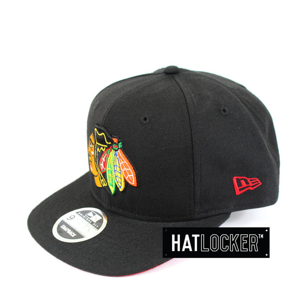 New Era - Chicago Blackhawks Team Snapback