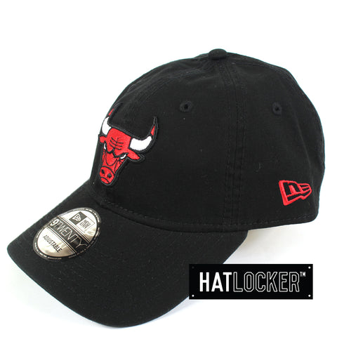 New Era Chicago Bulls Core Classic Curved Brim Hat