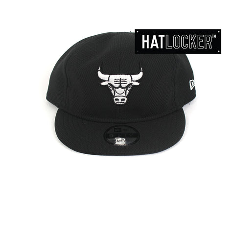 New Era Chicago Bulls Black Diamond Era My 1st NBA Snapback Hat