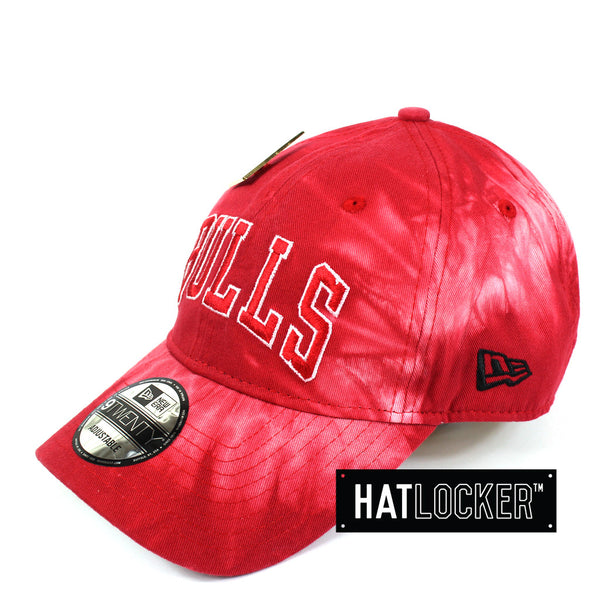 New Era - Chicago Bulls NBA Pin Curved Brim