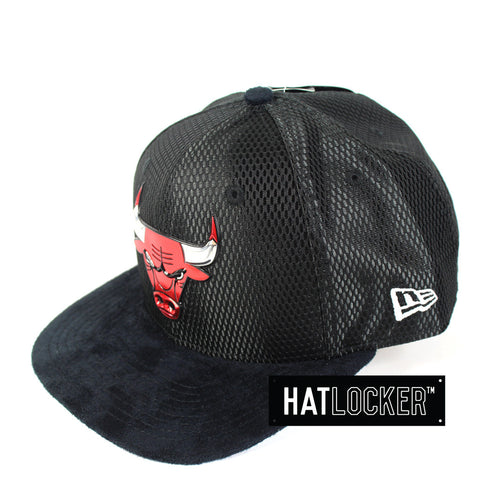 New Era - Chicago Bulls On-Court Draft Collection Snapback