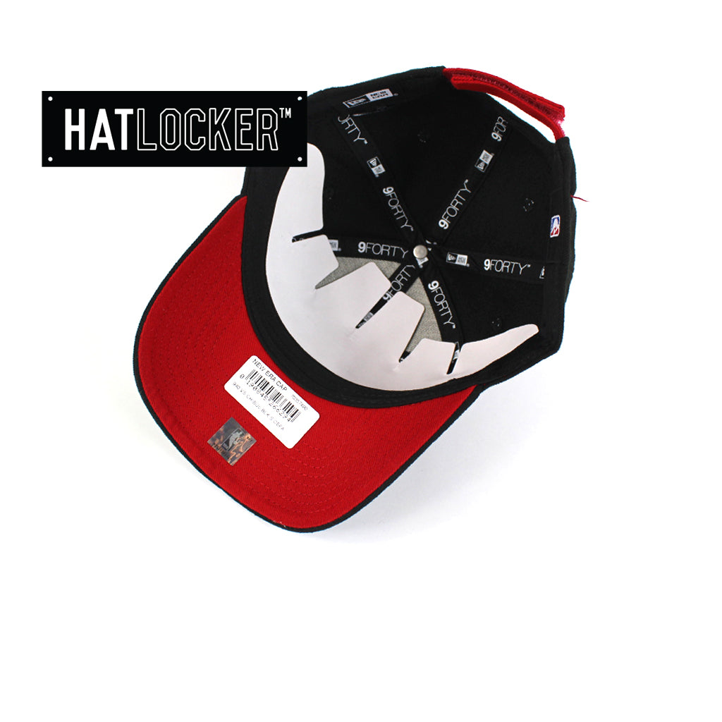 New Era Chicago Bulls Team Curved Brim Hat