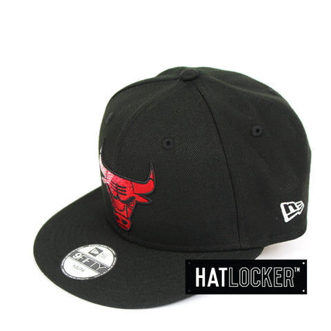 New Era Chicago Bulls Colour Dim Youth Snapback Hat