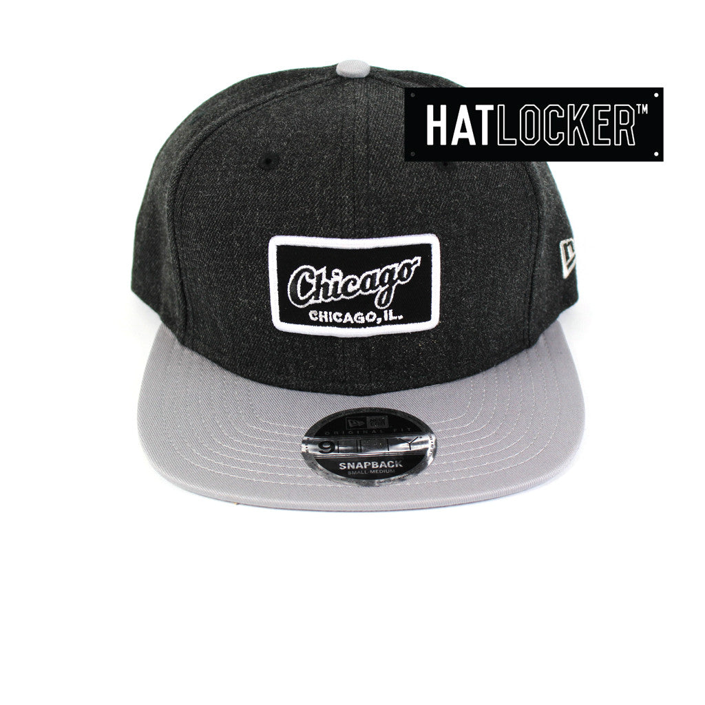 on sale 9ef21 7b27d ... coupon code for new era chicago white sox retro patch snapback e5561  003a4