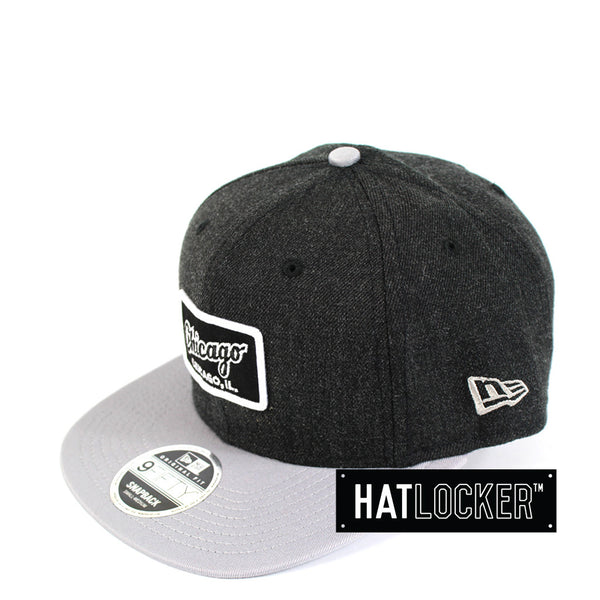 New Era - Chicago White Sox Retro Patch Snapback