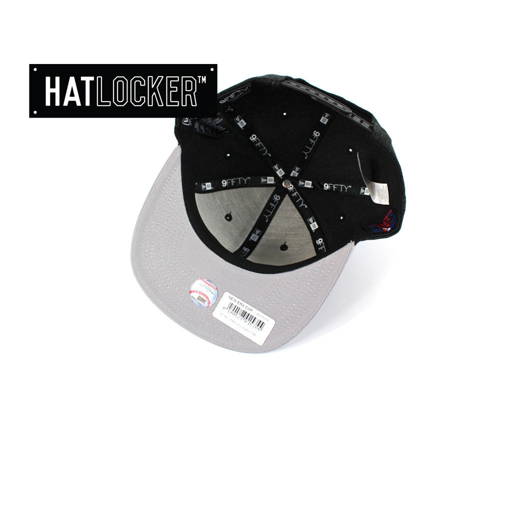 low priced 58b70 0d426 New Era - Chicago White Sox Retro Patch Snapback
