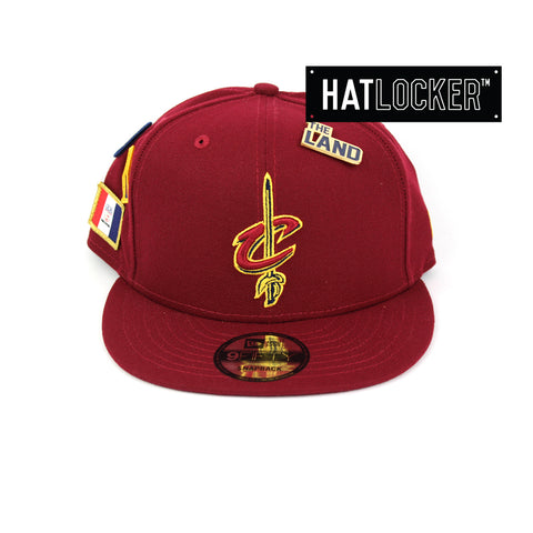 New Era Cleveland Cavaliers 2018 NBA Draft Snapback Hat
