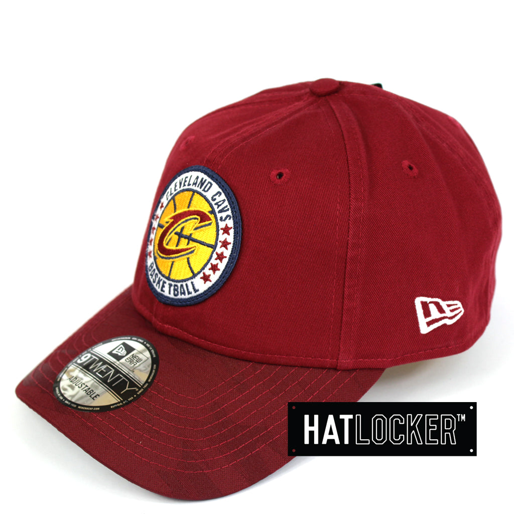 New Era Cleveland Cavaliers 2018 NBA Tip Off Team Colour Curved Brim