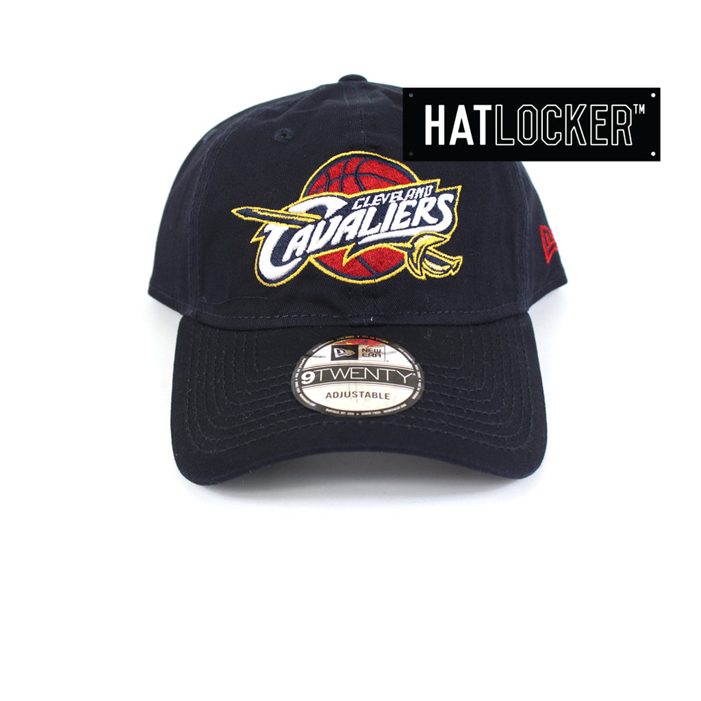 New Era Cleveland Cavaliers Core Classic Curved Brim Hat