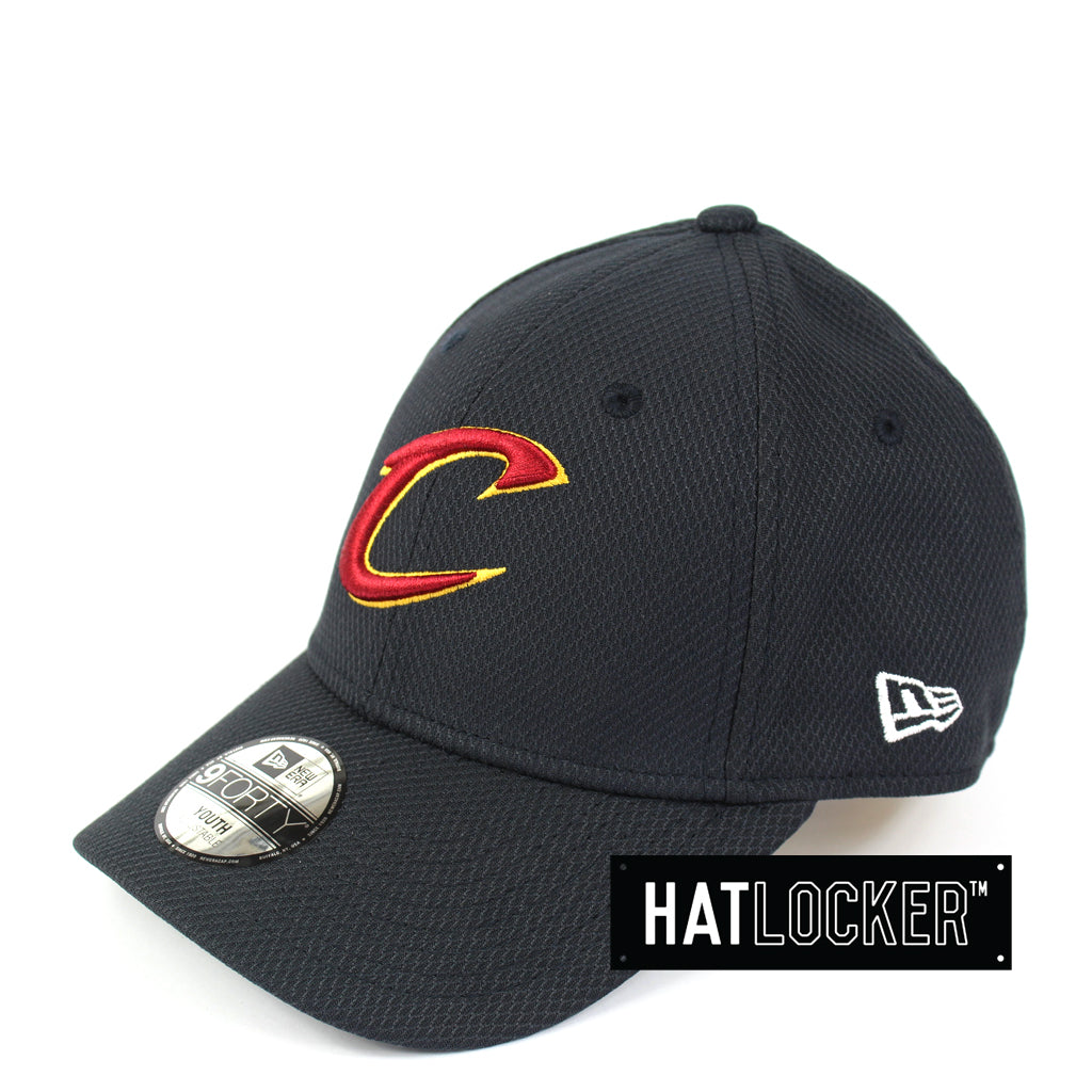 New Era Youth Cleveland Cavaliers Diamond Era Curved Brim Cap