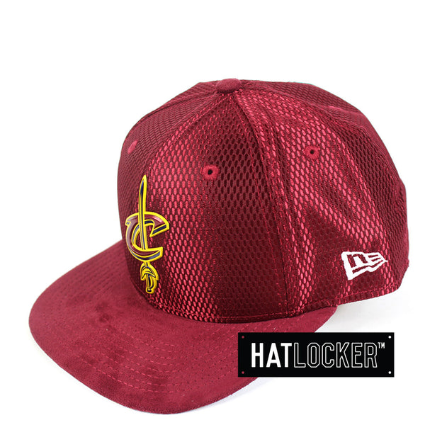 New Era - Cleveland Cavaliers On-Court Draft Collection Snapback