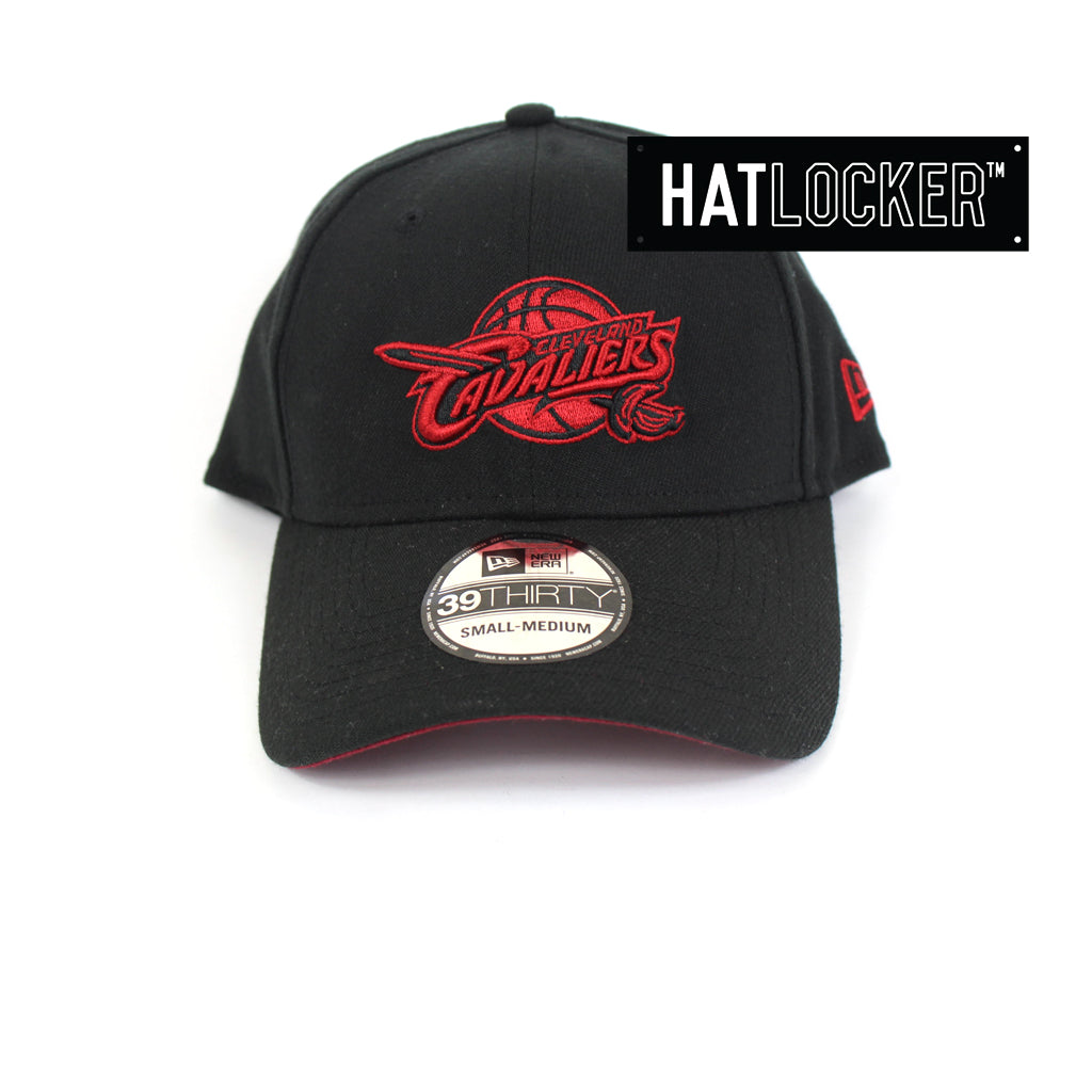 New Era Cleveland Cavaliers Pop Under Curved Brim Cap