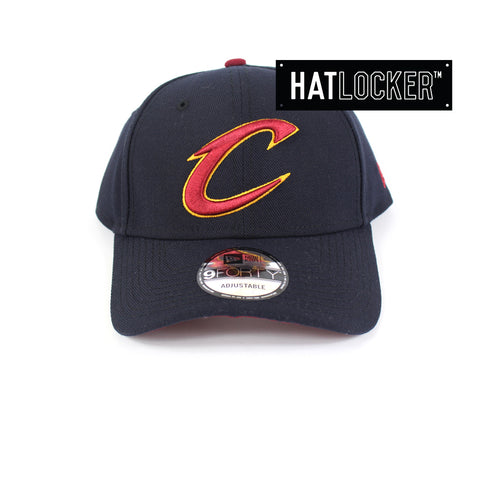 New Era Cleveland Cavaliers Team Curved Brim Hat