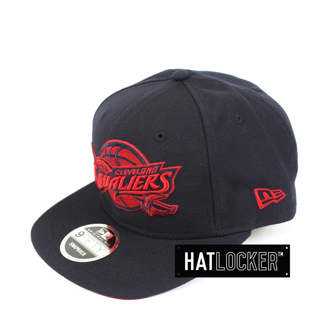 New Era - Cleveland Cavaliers Team Pop Snapback