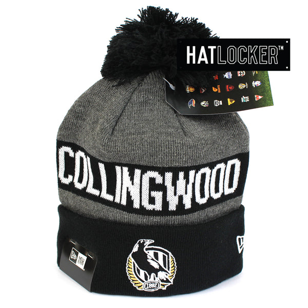 New Era Collingwood Magpies Jake Beanie