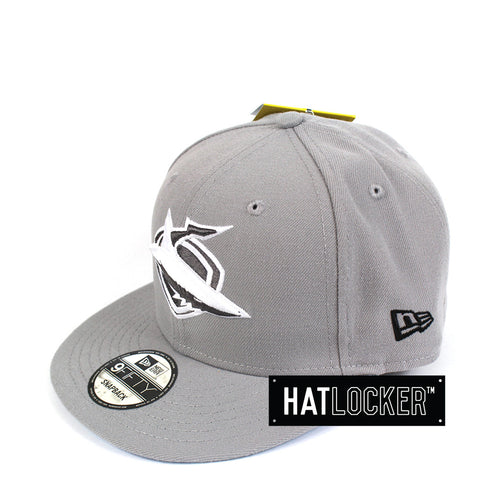 New Era - Cronulla Sharks Grey Pop Snapback