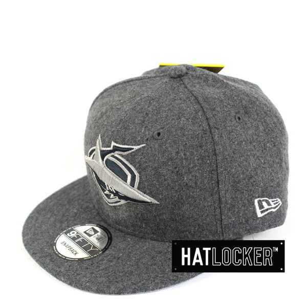 New Era - Cronulla Sharks Winter Day Snapback