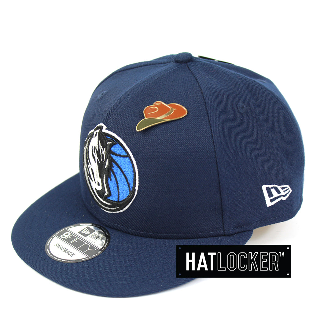 New Era Dallas Mavericks 2018 NBA Draft Snapback Hat 98fc954077a