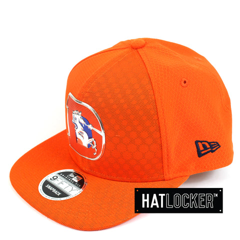New Era Denver Broncos 2017 Colour Rush Snapback