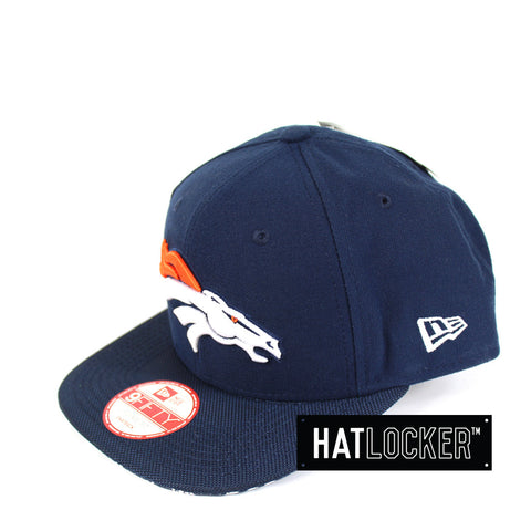 New Era - Denver Broncos Sideline Official Snapback