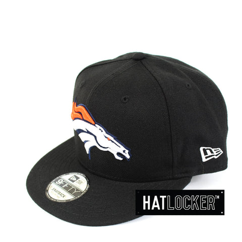 New Era - Denver Broncos Team Basic Snapback